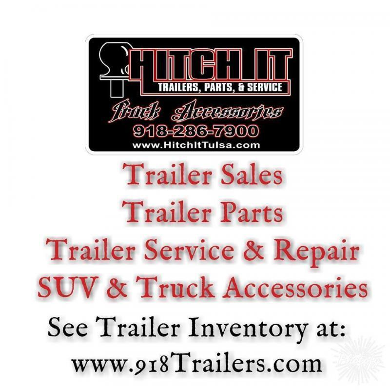 9X32X16 SMOOTH STEEL SINGLE AXLE FENDER WITH BACK 16-GA TULSA OK @ HITCH IT TRAILERS
