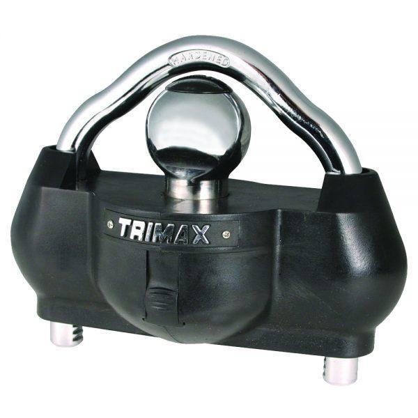 TRIMAX  UMAX100 9/16″ Shackle - Premium UNIVERSAL Unattended Coupler Lock