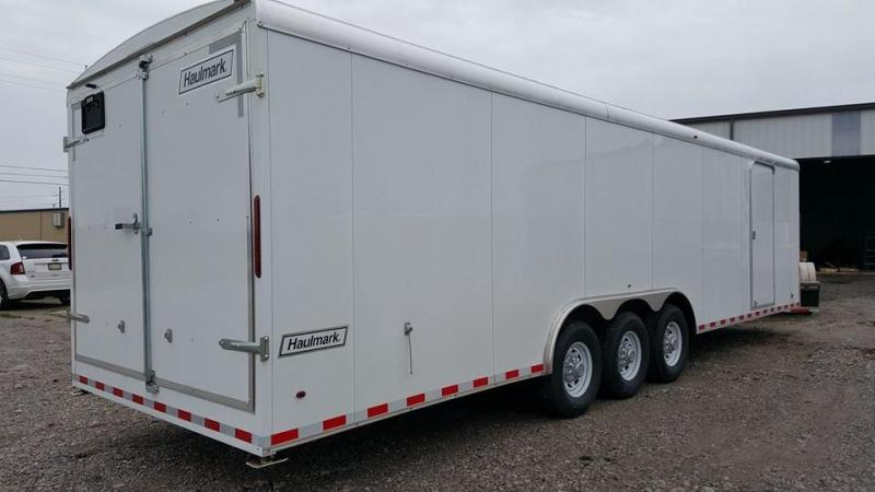 FINAL MARKDOWN! 2015 Haulmark GRIZZLY 8.5 X 30 Enclosed Trailer