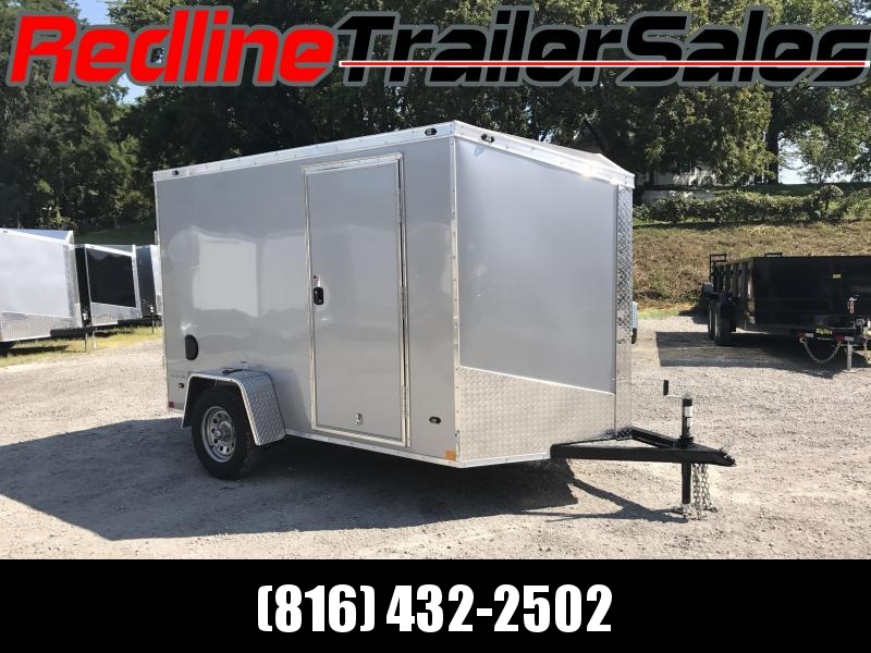 2018 Stealth Titan 6X10 Enclosed Cargo Trailer