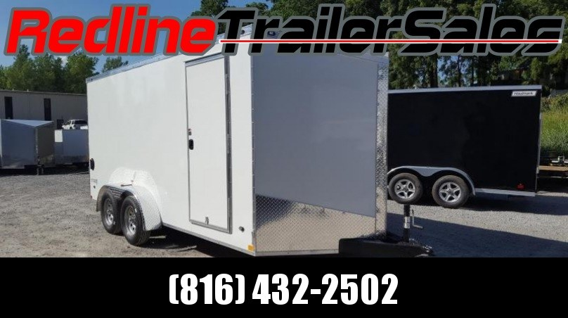 "2018 Stealth Titan 7X16 Enclosed Trailer ** 6'6"" Interior Height **"