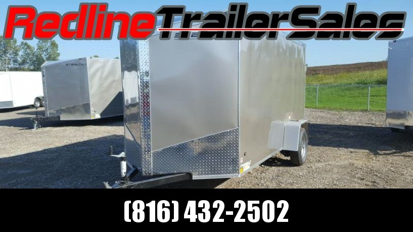 2018 Stealth Titan 6 x 12 Enclosed Cargo Trailer