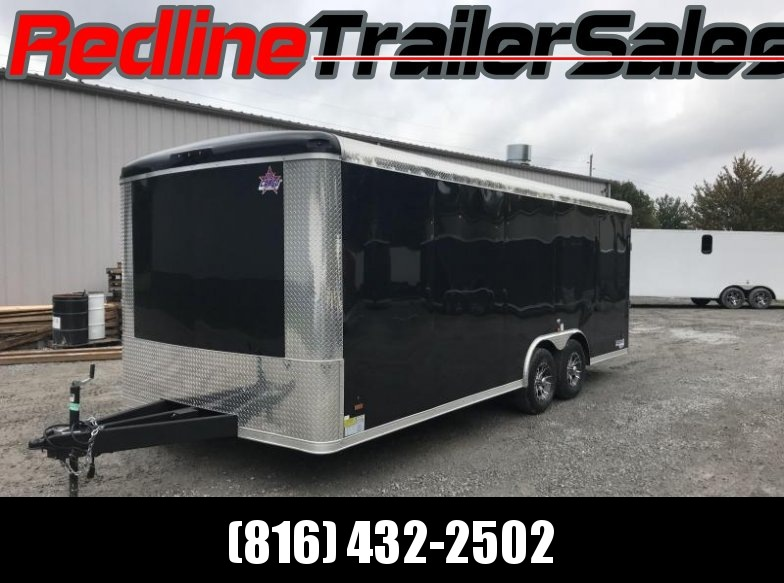 2018 US Cargo 8.5 X 20 Patriot Enclosed Cargo Trailer
