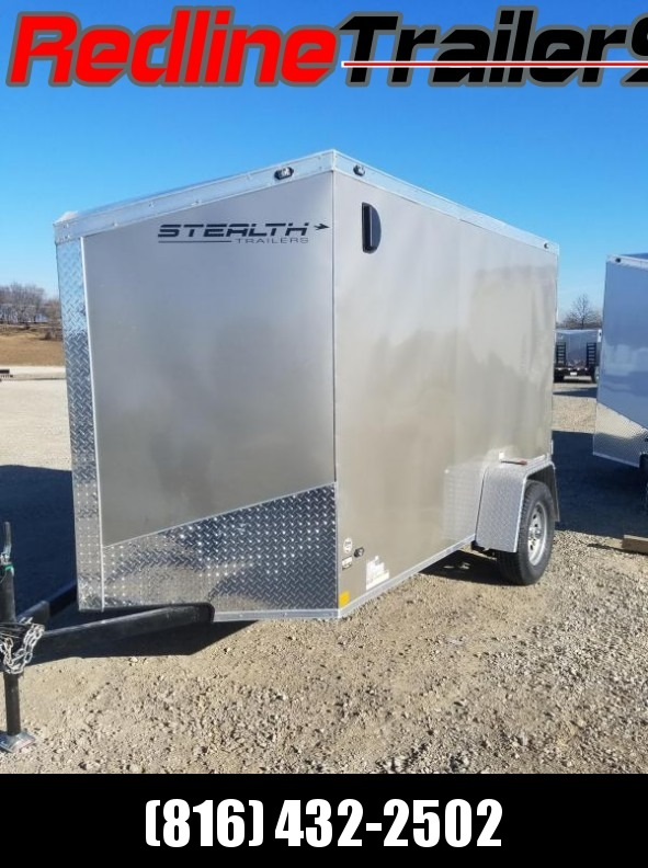 2018 Stealth Titan 6x10 Enclosed Cargo Trailer
