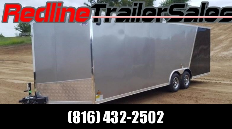 2018 US Cargo 8.5 X 24 Enclosed Cargo Trailer
