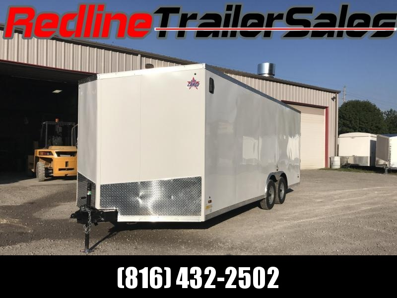 * NEW YEAR SPECIAL * 2018 US Cargo 8.5 X 20 Enclosed Trailer