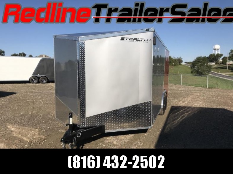 2018 Stealth Titan 8.5 X 18 Enclosed Cargo Trailer