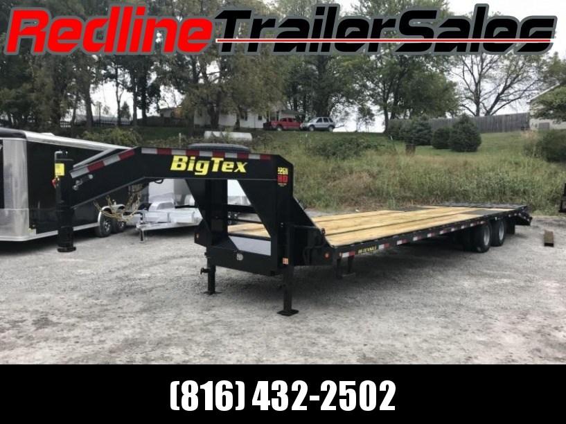 2018 Big Tex Trailer 30 + 5 Gooseneck Equipment Trailer 23900 GVWR- YEAR END SALE