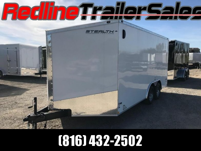** FALL SPECIAL ** 2018 Stealth Titan 8.5 X 16 Enclosed Cargo Trailer
