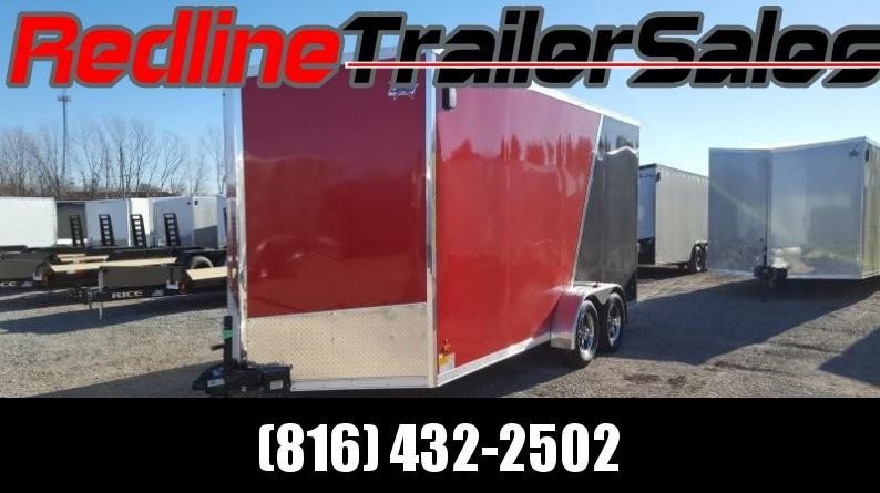 2018 US Cargo 7X16 Enclosed Cargo Trailer * 7' Interior Height *