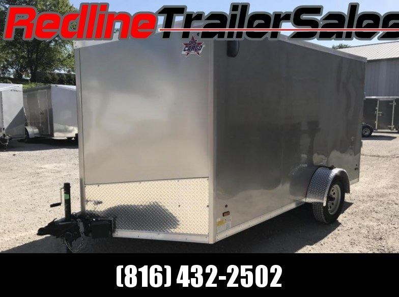 2018 US Cargo 7X12 Enclosed Cargo Trailer