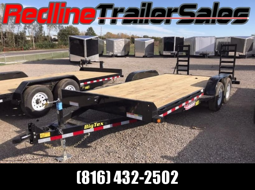 2018 Big Tex 18' Equipment Trailer ** 9990lb GVWR **