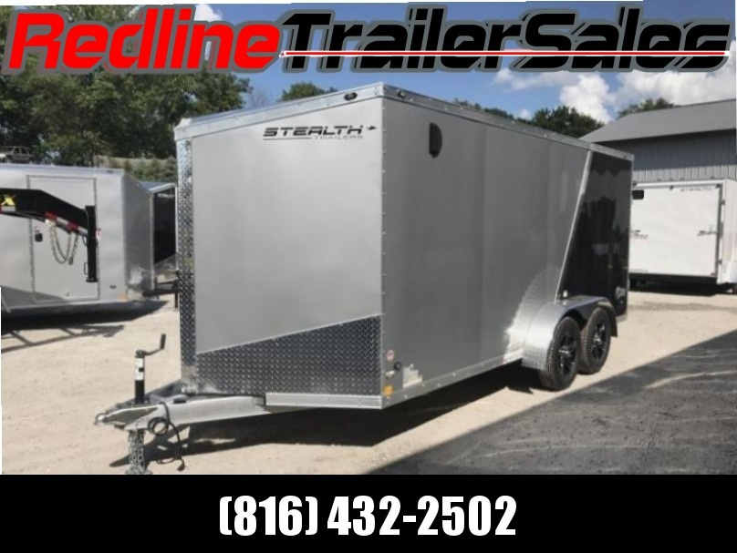 **Aluminum**2018 Stealth Cobra 7X16 Enclosed Cargo Trailer