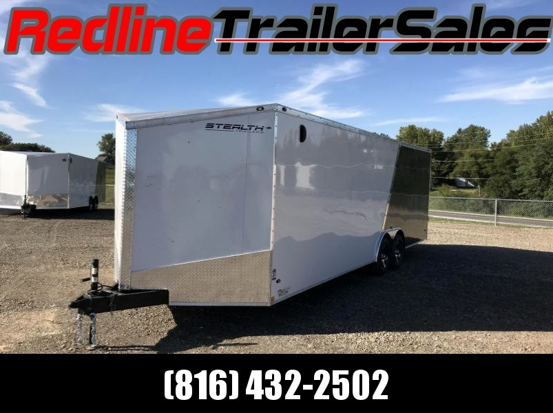 2018 Stealth Titan 8.5x24 Enclosed Trailer - Car Hauler