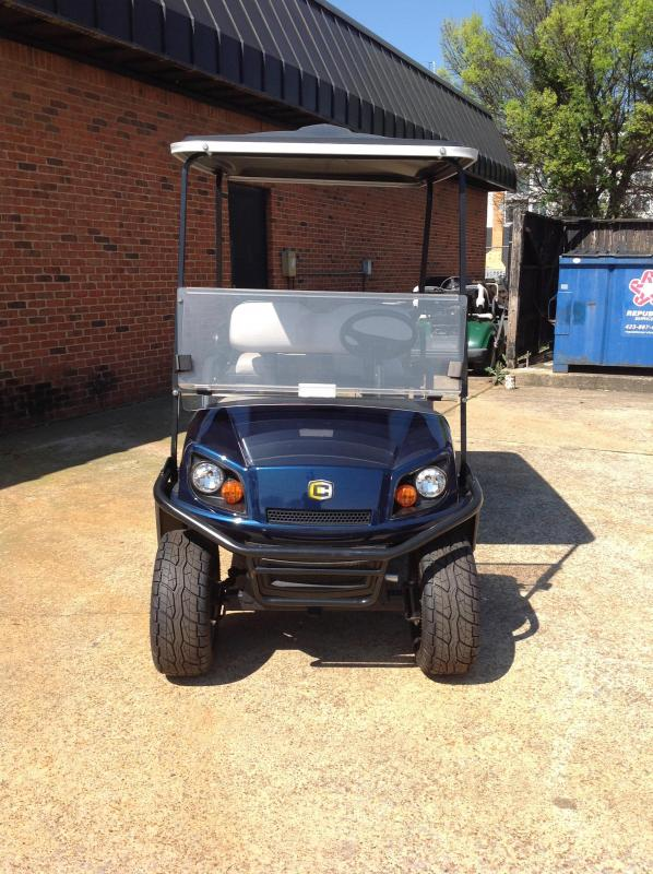 2017 Cushman 2+2 Shuttle Gas Golf Cart