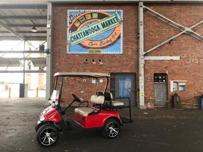 2015 E-Z-GO E-z-go Rxv Golf Cart