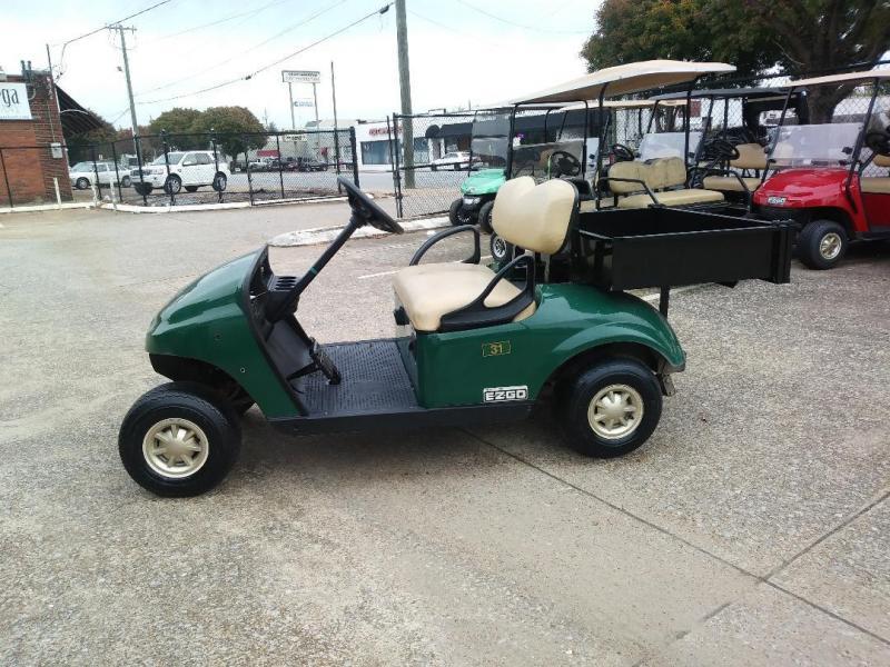 2015 E-Z-GO TXT Electric Golf Cart