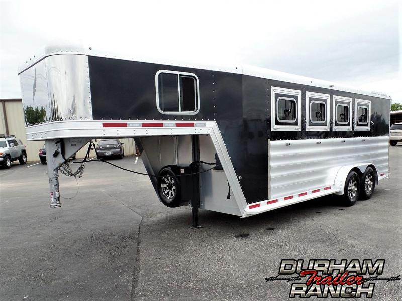 2016 Featherlite 4H Legend Series Horse Trailer