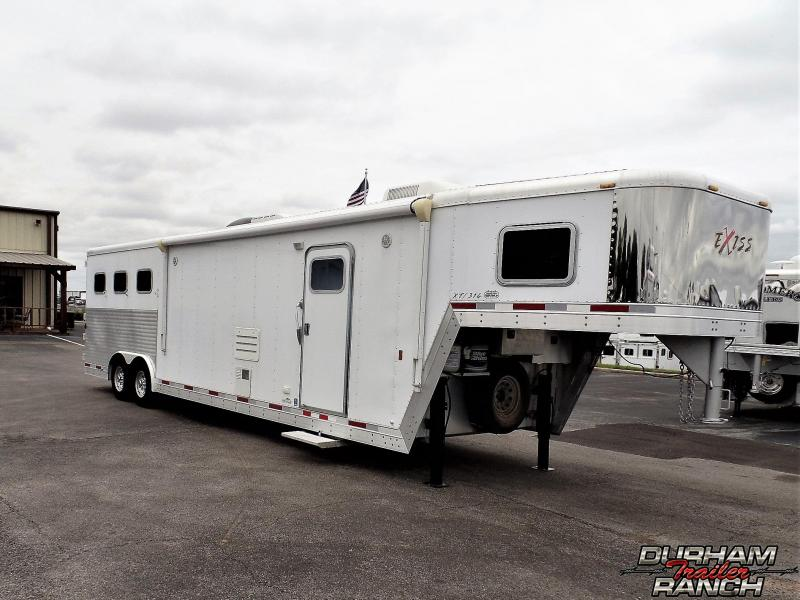 2006 3H Exiss 14'sw LQ Event XT/314 Horse Trailer