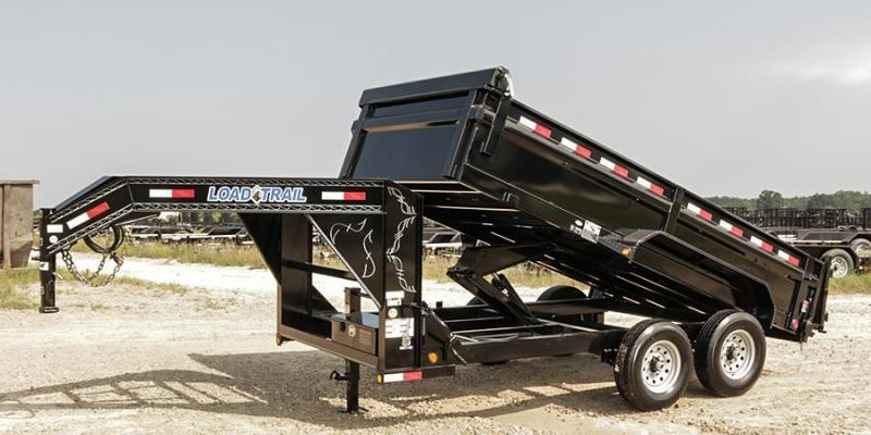 2017 Load Trail Load Trail 83x16 Gooseneck Dump Dump Trailer