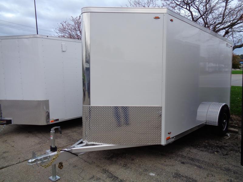 2018 Legend Manufacturing 6x12 Single Axle Cargo Enclosed Cargo Trailer