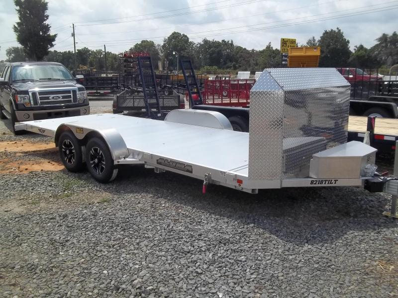 2019 Aluma 8218 TILT 25TH Car / Racing Trailer