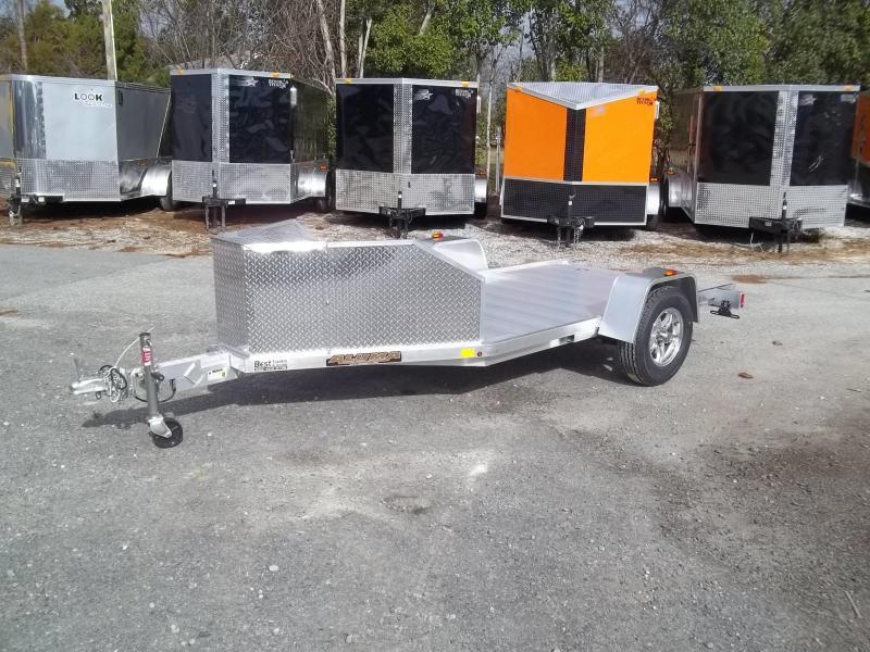 2019 Aluma trike trailer
