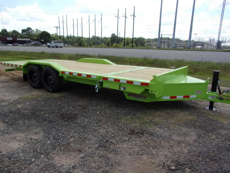 2019 Midsota TBWB 102X22 Equipment Trailer
