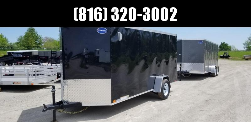 2020 UNITED 6 X 14 X 6 ENCLOSED CARGO TRAILER