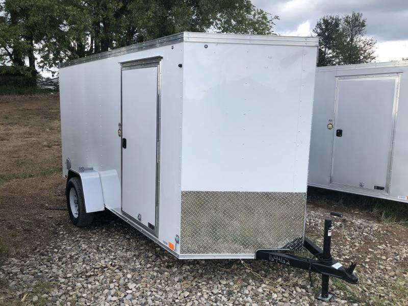 2018 UNITED 6 X 12 X 6 ENCLOSED CARGO TRAILER