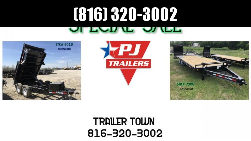 PJ Trailers Utility