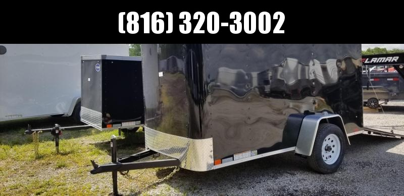 2020 UNITED 6x10x6 ENCLOSED CARGO TRAILER