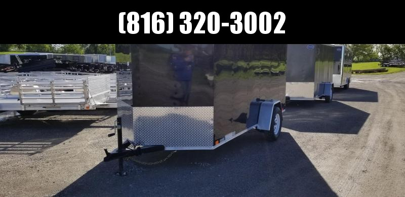 2020 UNITED 6 X 12 X 6 ENCLOSED CARGO TRAILER