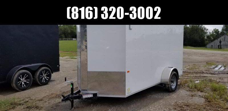 2020 Rock Solid Cargo 6 X 12 X 6.8 CARGO Enclosed Cargo Trailer