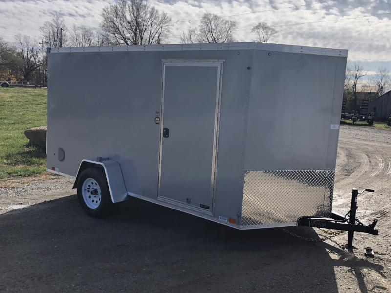 2019 UNITED 6 X 12 X 6 ENCLOSED CARGO TRAILER