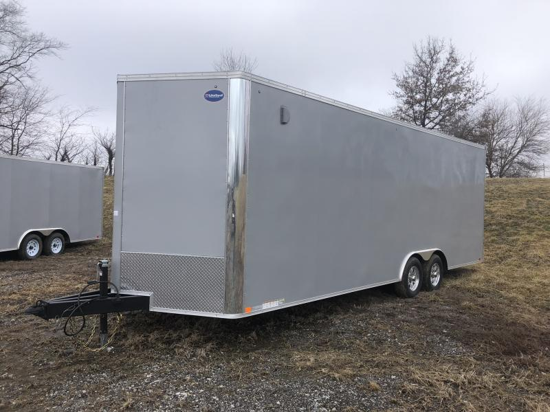 2019 UNITED 8.5 X 27 X 7.5 ENCLOSED CARGO TRAILER