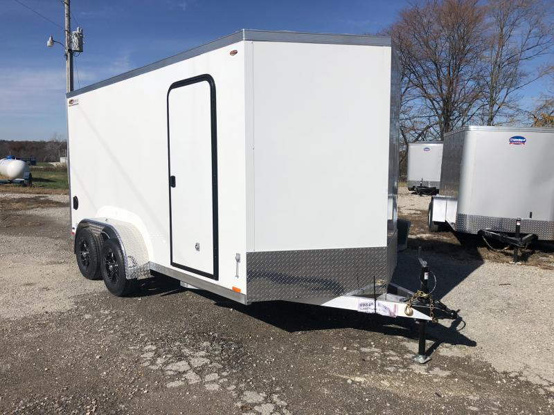 "2019 LEGEND 7 X 16 X 76"" CARGO TRAILER WITH TORSION AXLES"