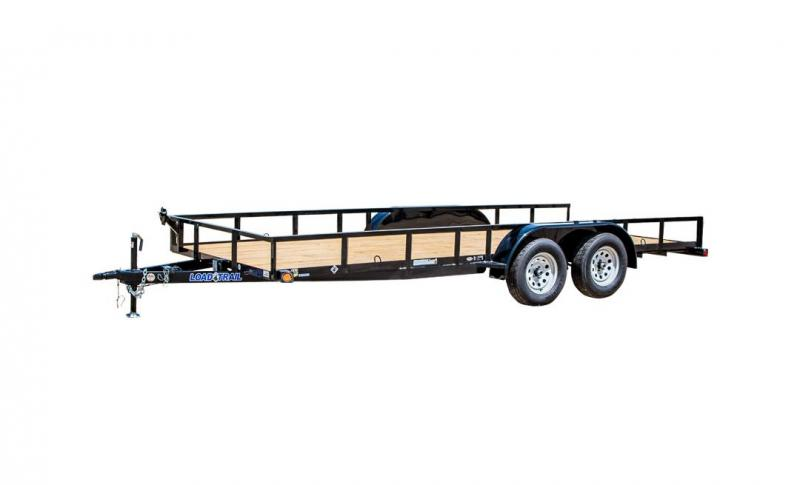 2019 Load Trail UE8314032 Utility Trailer