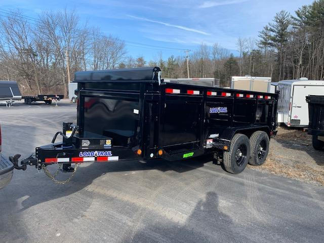"2020 Load Trail DT8314072 Dump Trailer w/ 36"" High Sides"