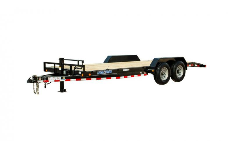 2019 Load Trail CH8320TA3 Car HaulerTrailer
