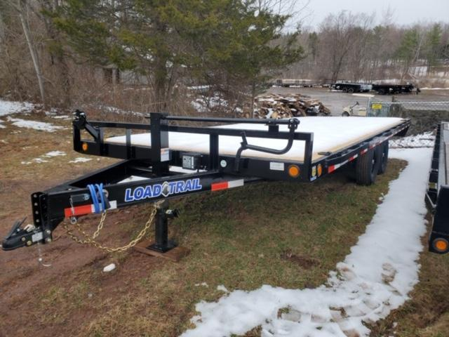 2020 Load Trail Deck Over Equipment Trailer