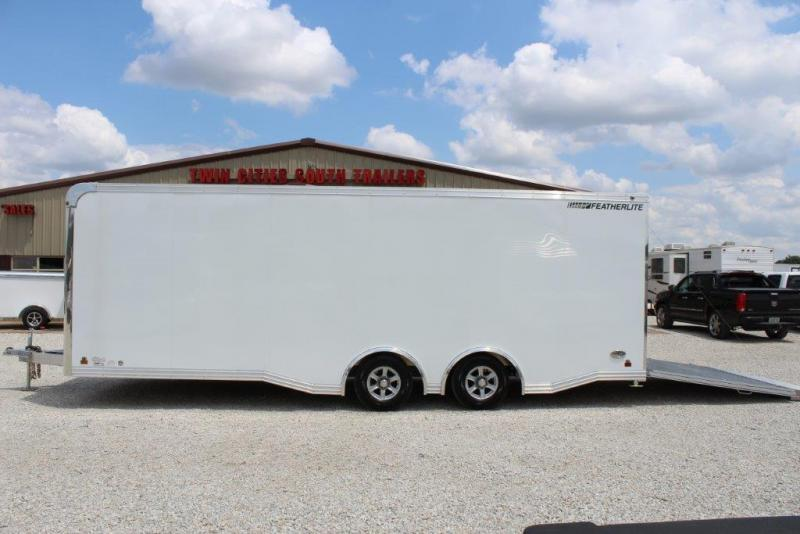 2017 Featherlite 24' ft Car Hauler