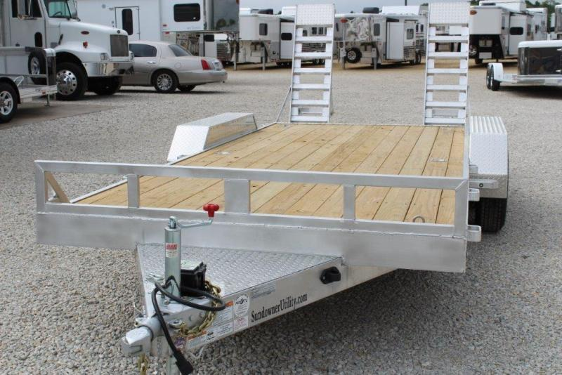 2018 Sundowner 18' Flatbed Trailer
