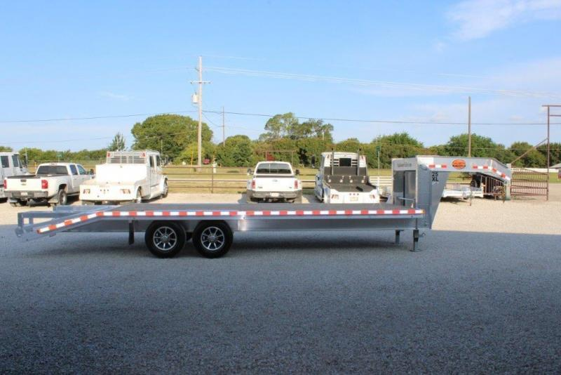2018 Sundown 25 XL GN Flatbed Trailer