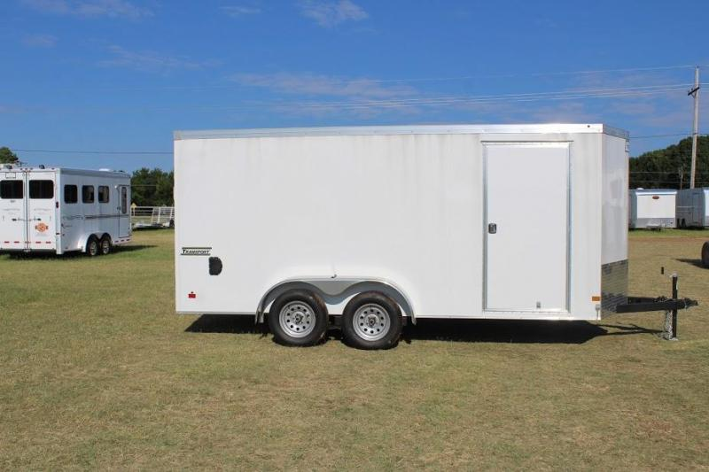 2019 Haulmark Cargo Enclosed Cargo Trailer