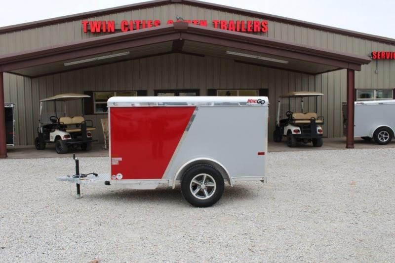 2018 Sundowner 4x8 Utiltiy Trailer