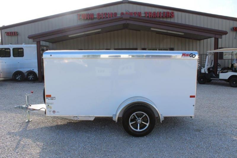 2018 Sundowner cargo trailer