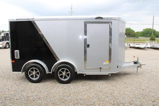 2018 Sundowner 14' Motorcycle trailer