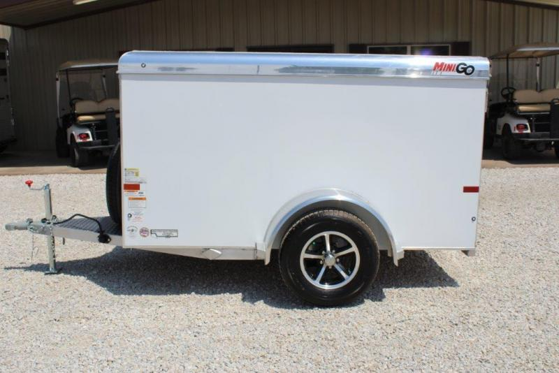 2018 Sundowner MiniGo Enclosed Trailer