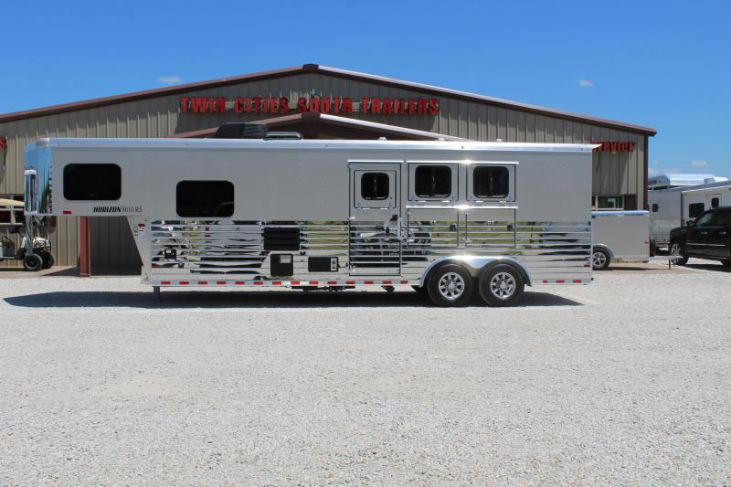 2019 Sundowner Trailers Horizon Horse Trailer